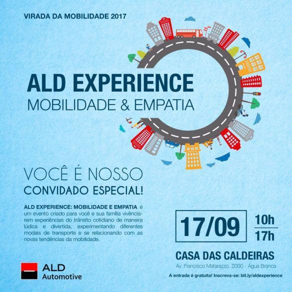 Ald Experience